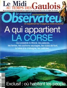 Le nouvel Observateur n°2126 - août 2005