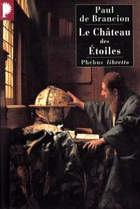 """Conférence sur Tycho Brahé """"Le Château des Étoiles"""" Editions Phébus"""