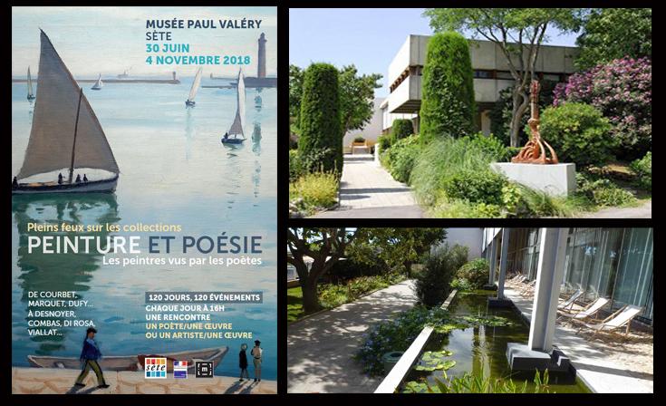 Musée Paul Valéry «Peinture et poésie»